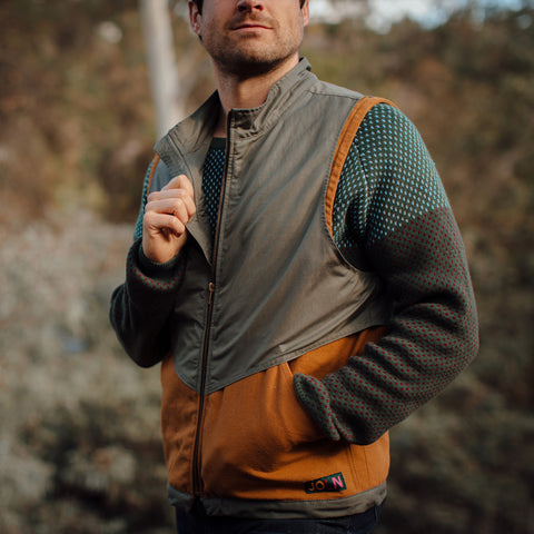 Colorado Vest - Copper