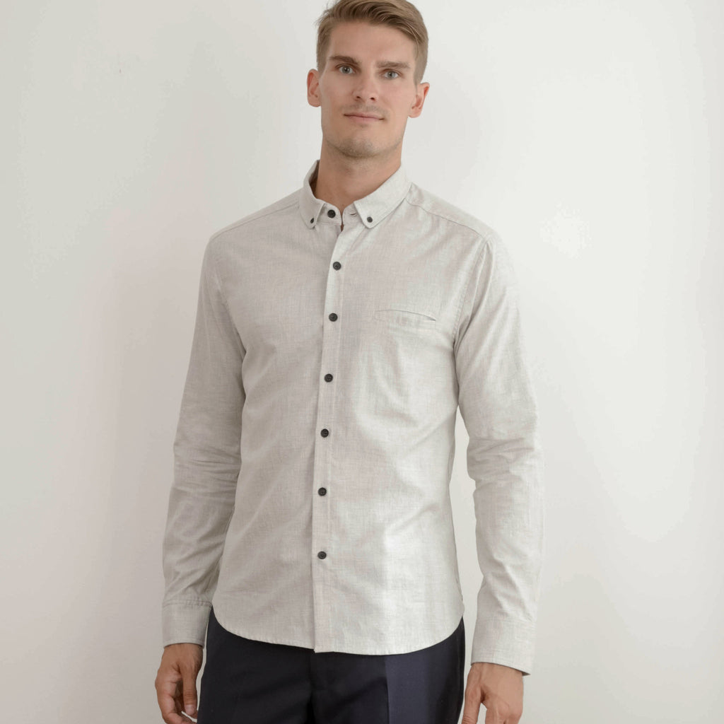 Heather Grey Shirt