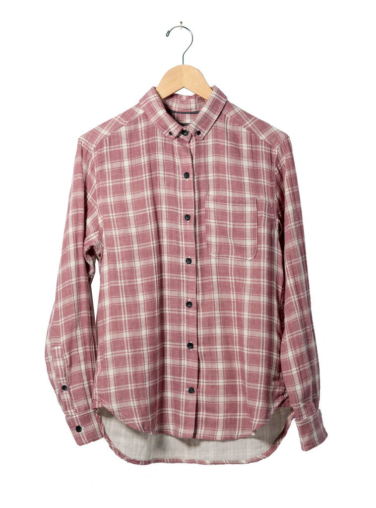Boyfriend Apollo Shirt - Rose