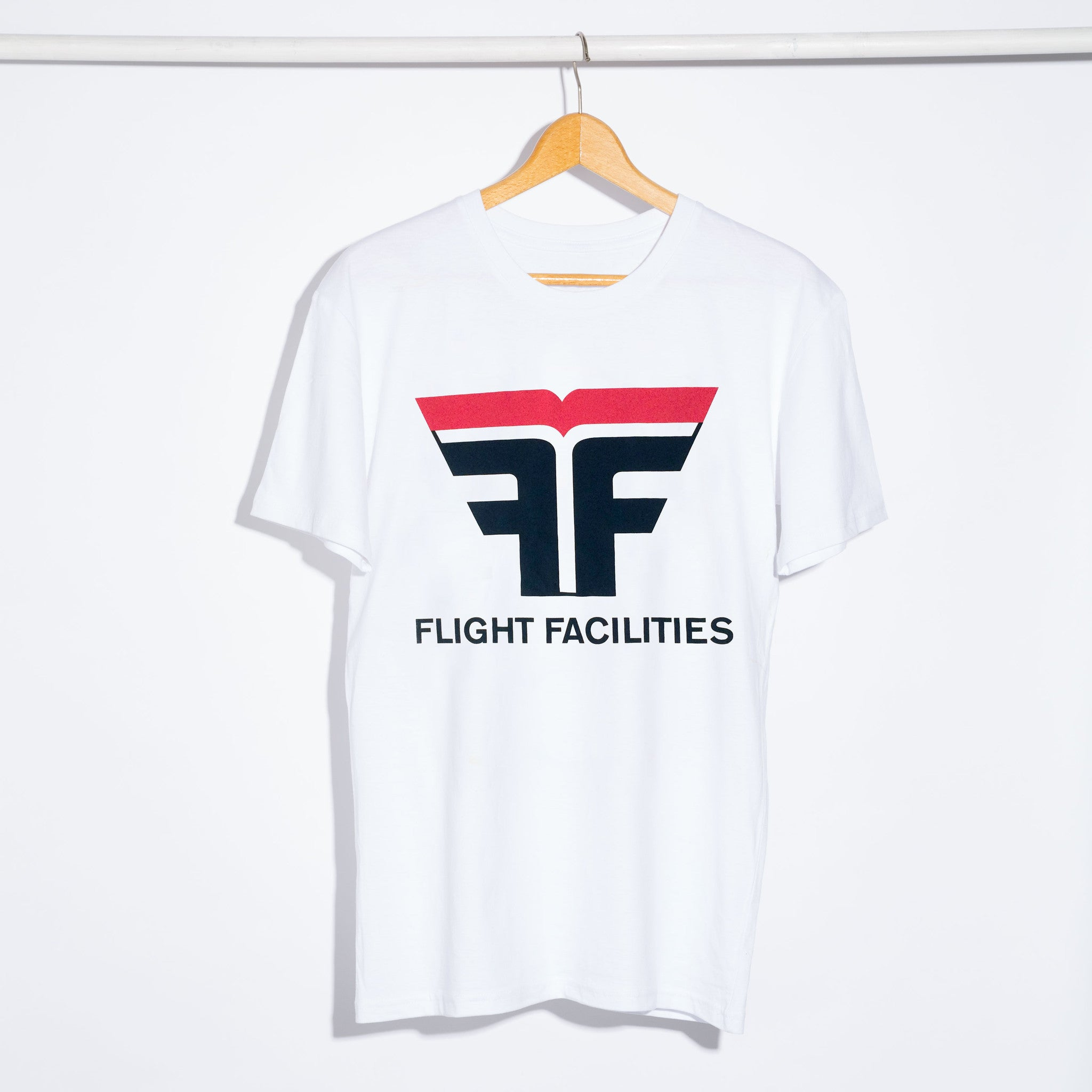 Flight Facilities Logo T-Shirt