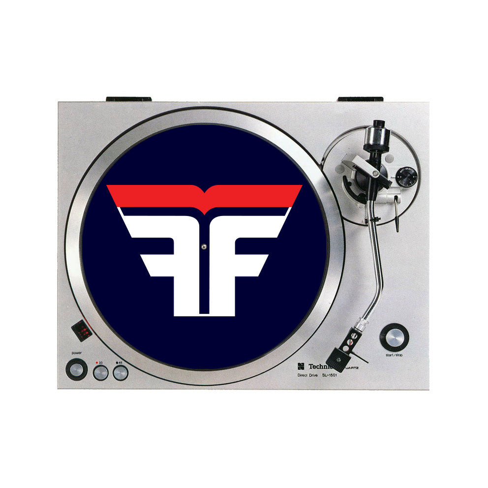 "Flight Facilities 12"" Slipmat [Navy]"