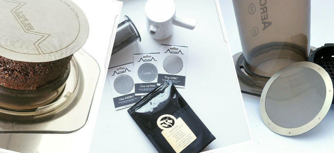Premium Filters for your AeroPress