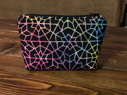 Essential Oil Bag - Rainbow Web