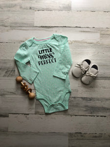 """Little Miss Perfect"" Bodysuit"