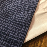 Accent Table Runner - Navy/Blue Lines