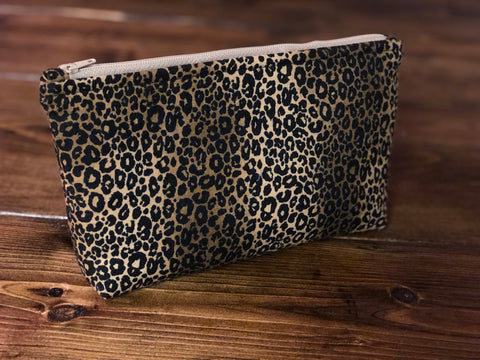 Essential Oil Bag - Animal Print