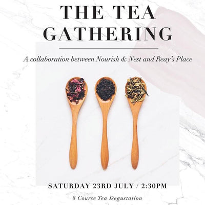 The Tea Gathering
