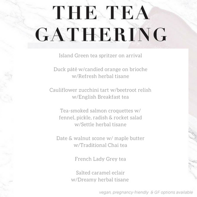 The Tea Gathering 2018