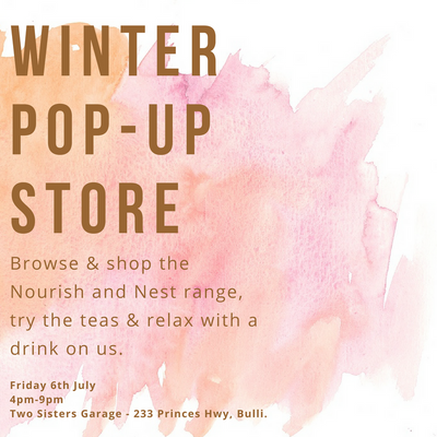 Winter Pop-Up Store