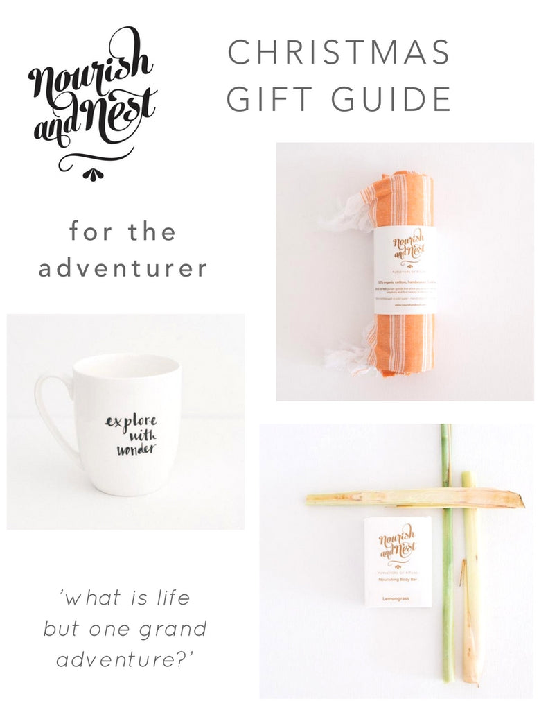 Gift Guide Part 1