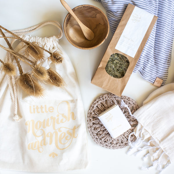 Little Nourish and Nest Gift Pack