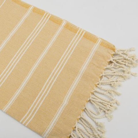 Baby Turkish Towel - Sunny Yellow