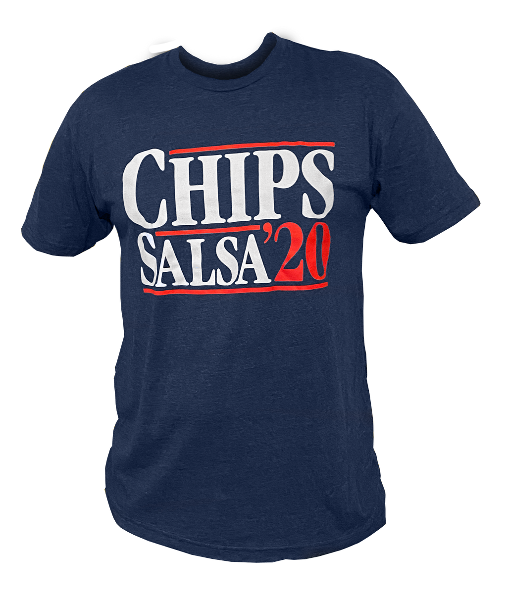 Chips & Salsa '20 Tee Navy