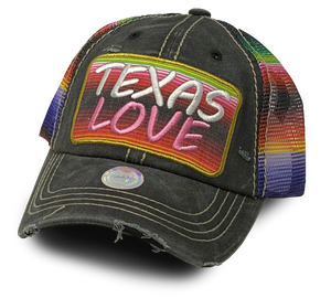 Texas Love - Weathered Hat