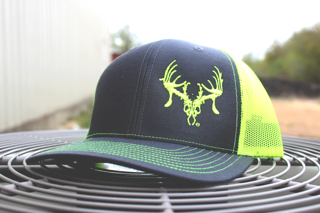 Texas Trophy Hunter Association® Neon Yellow