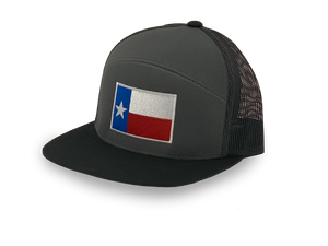 Texas Flag Flatbill