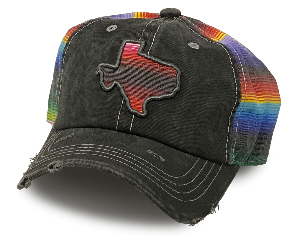 Texas Patch - Weathered Hat