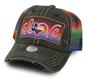 Texas Love 2 - Weathered Hat