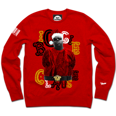 biggie clause crewneck