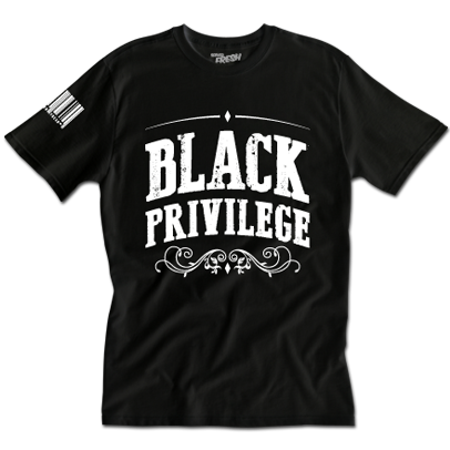 Black Privilege Tee
