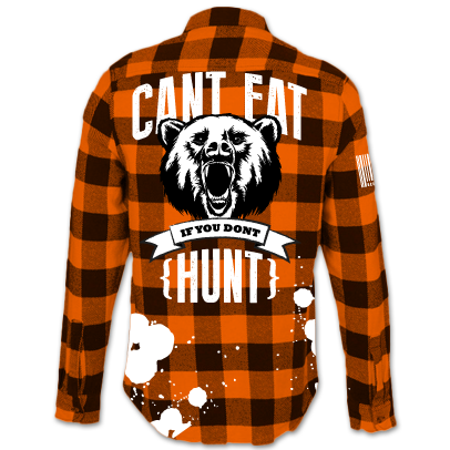 Hunt Buffalo Shirt