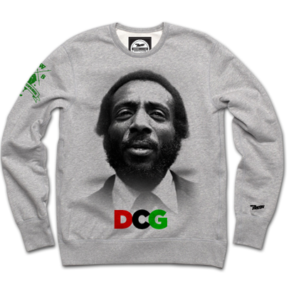 Dick Gregory Crewneck