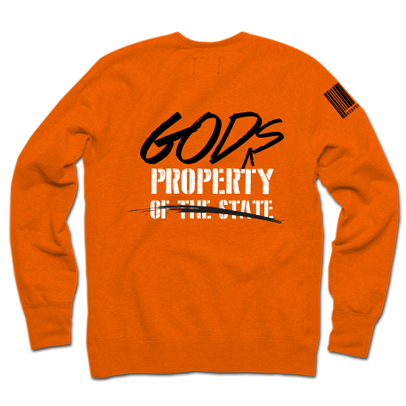 GOD's Property Crewneck
