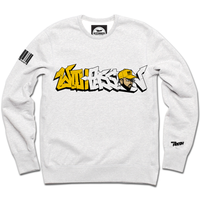 Graffiti Crewneck