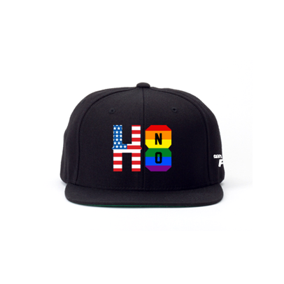 No Hate Snapback Hat