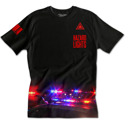 Hazard Lights Tee