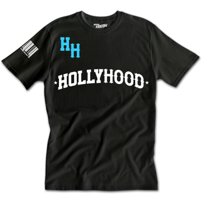 HollyHood Tee