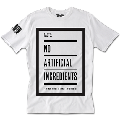 Ingredients Tee