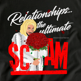 Relationship Scam Crewneck