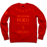 Looking Rich Crewneck