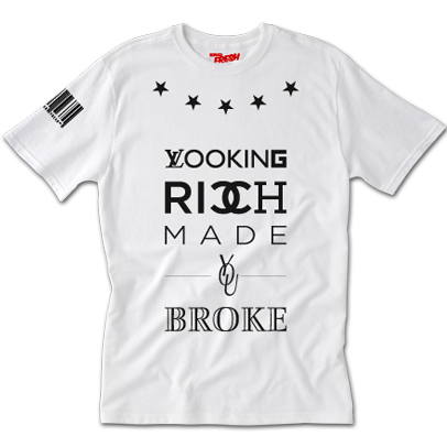 Looking Rich Tee