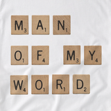 Man of My Word Tee
