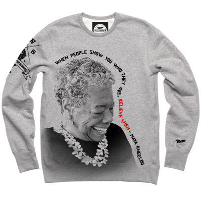 Believe Them Crewneck