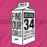 Find Our Girls Tee