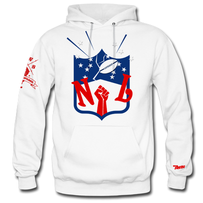 No Freedom League Hoodie