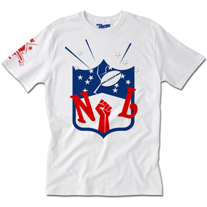 No Freedom League Tee