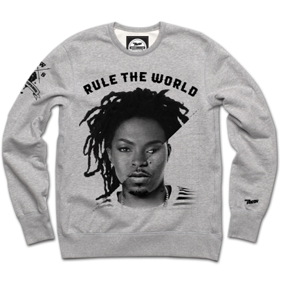Rule the World Crewneck