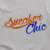 SneakerChic™ Citrus + Blueberry Crewneck