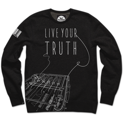 Live Your Truth Crewneck