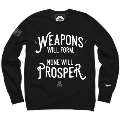 Weapons Crewneck