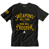 Weapons Glazed Tee