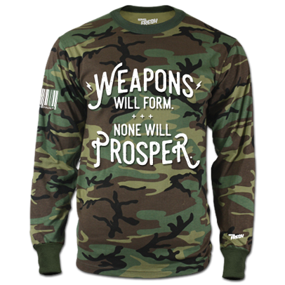 Weapons Camo Shirt