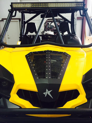 CAN-AM COMMANDER MESH HOOD - ROGUE OFFROAD