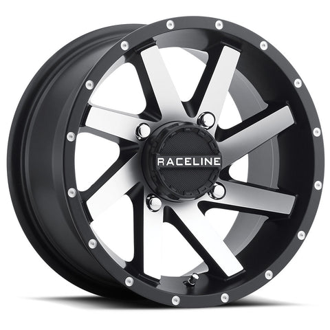 82 TWIST BLACK WHEEL - RACELINE WHEELS
