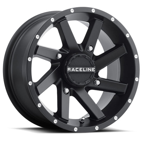 82B TWIST BLACK WHEEL - RACELINE WHEELS