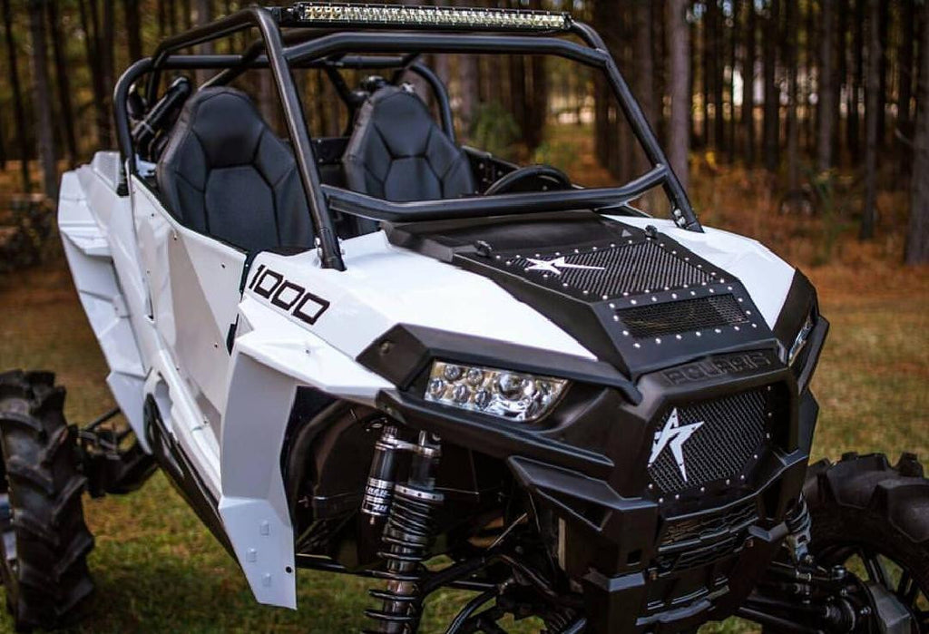POLARIS XP 1000 TURBO HOOD - ROGUE OFFROAD - SIKK RIDES.COM